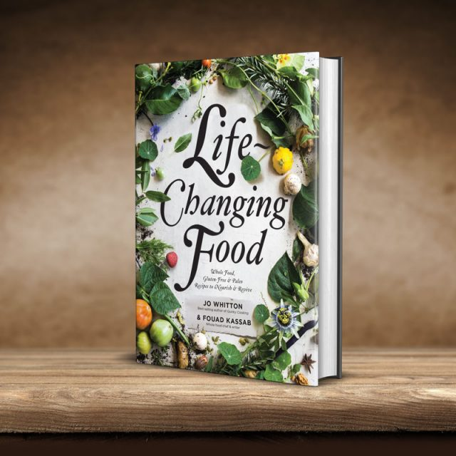 Life changing book review - Whitton