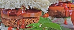 Pea Protein Burger Recipe